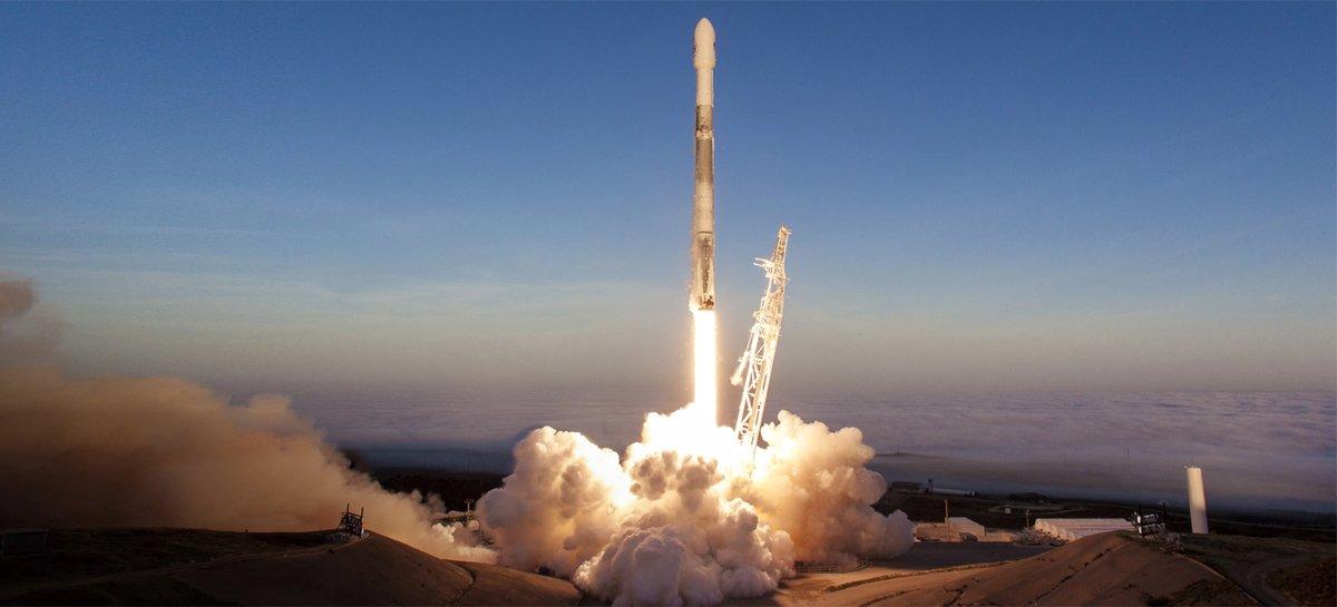 Space X anuncia que bateu recorde em teste do foguete Raptor