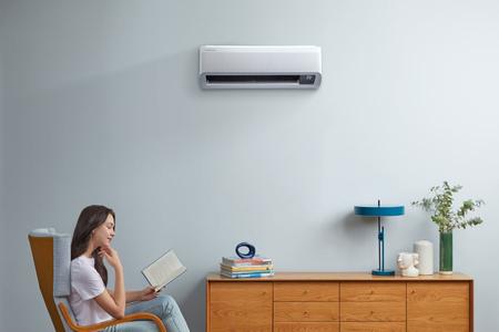 Samsung anuncia seu novo ar-condicionado sem vento