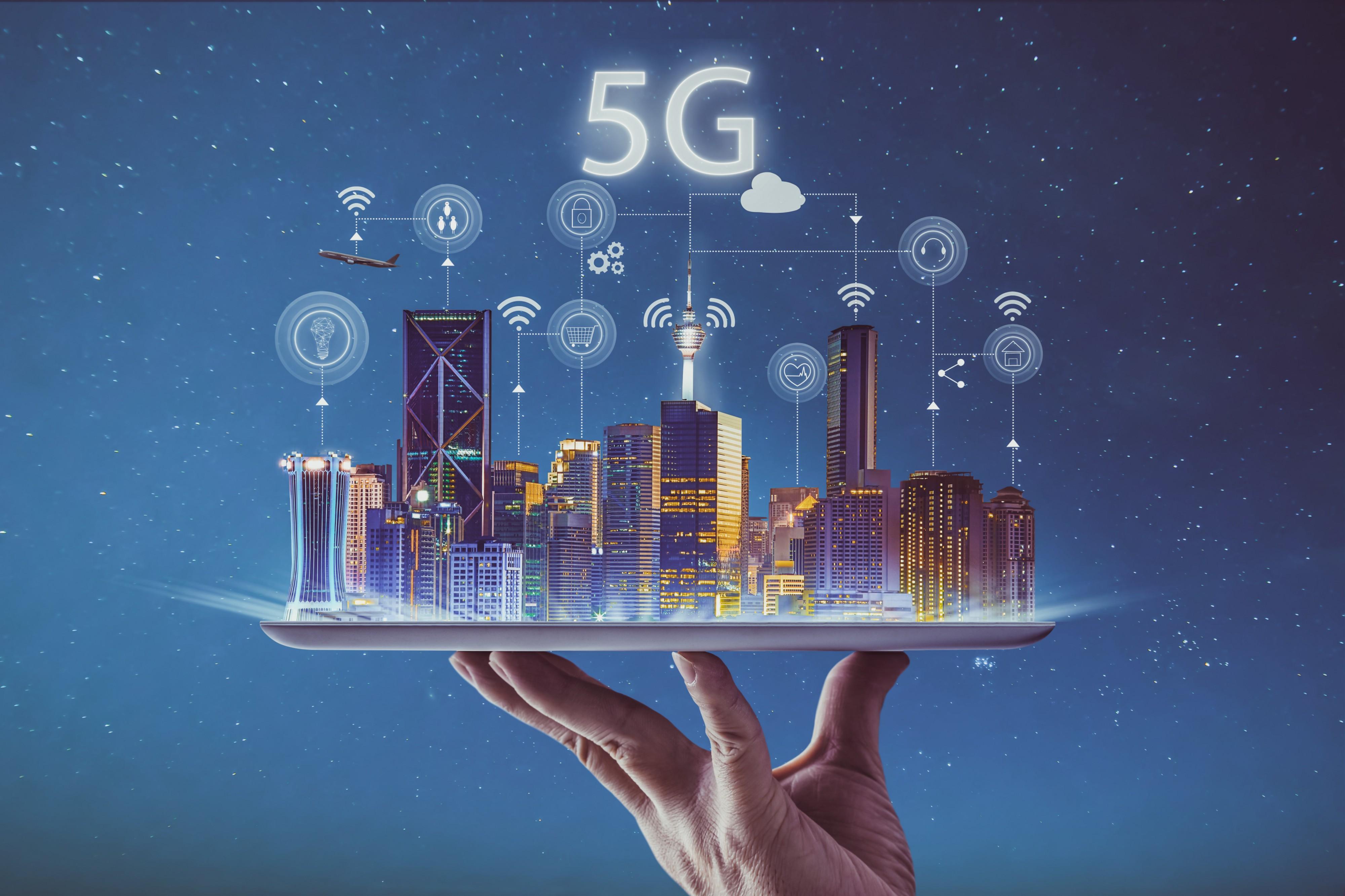Estudo diz que 5G poderá interferir na previsão meteorológica