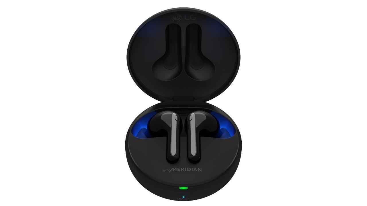 LG anuncia sua nova geração de fones Bluetooth autoesterilizantes com cancelamento de ruído