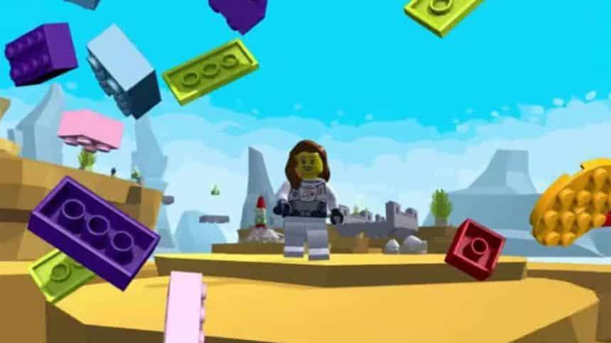 Ferramenta da LEGO com a Unity permite usuários criarem seus próprios jogos