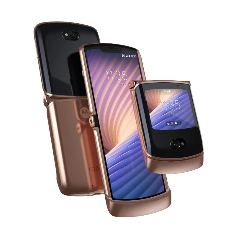 Motorola: Razr 5G é lançado na Índia com alto custo benefício