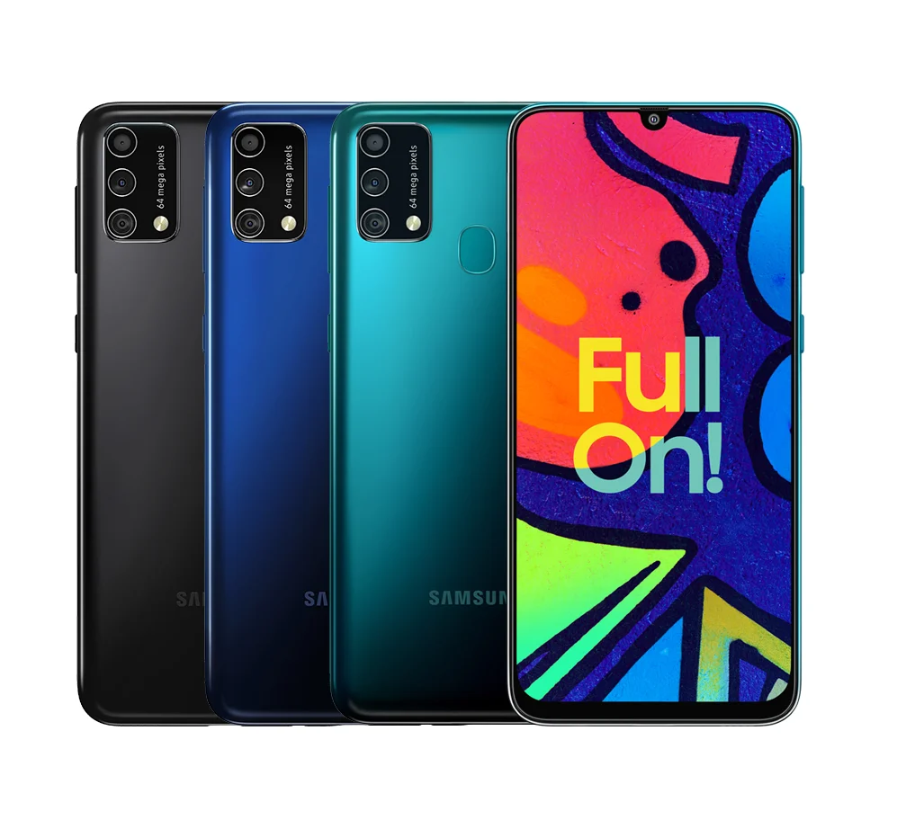 Samsung anuncia Galaxy F41 com câmera tripla