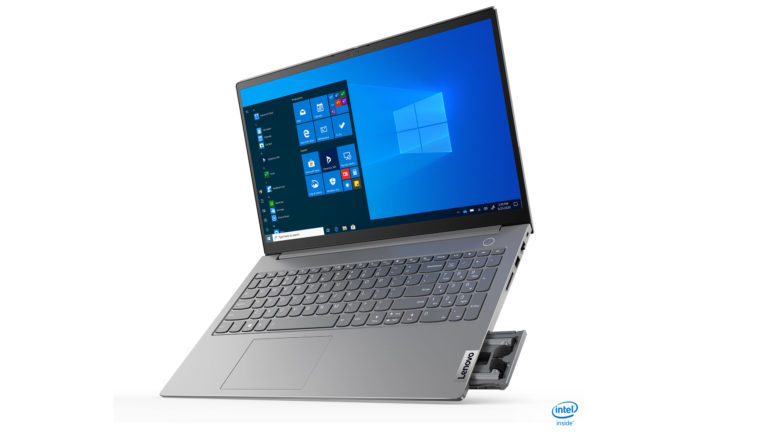 Novo notebook da Lenovo vem com fones sem fio embutido