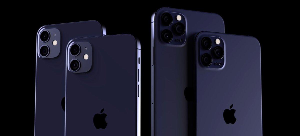 iPhone 12 é vendido com duas caixas para incluir fones de ouvido