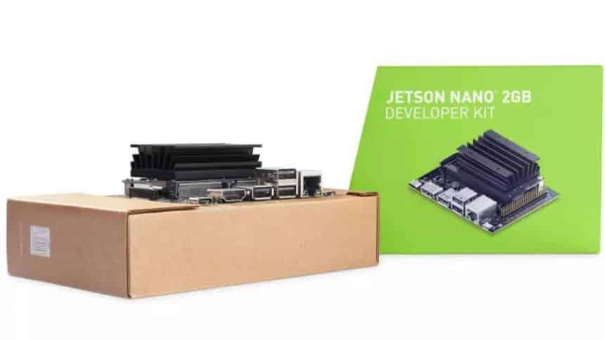 Nvidia lança nova versão computador com baixo custo benefício