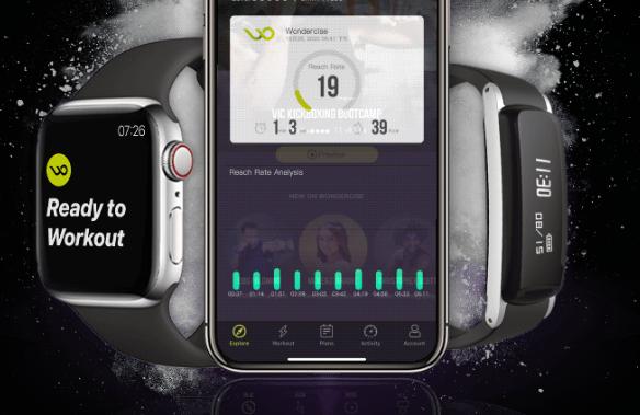 Conheça o smartbunds que cria rotina de exercícios para o usuário
